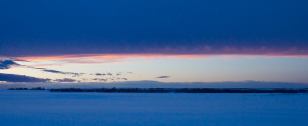 Chinook Arch at Sunset