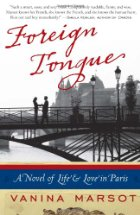 Foreign Tongue book cover, Vanina Marsot