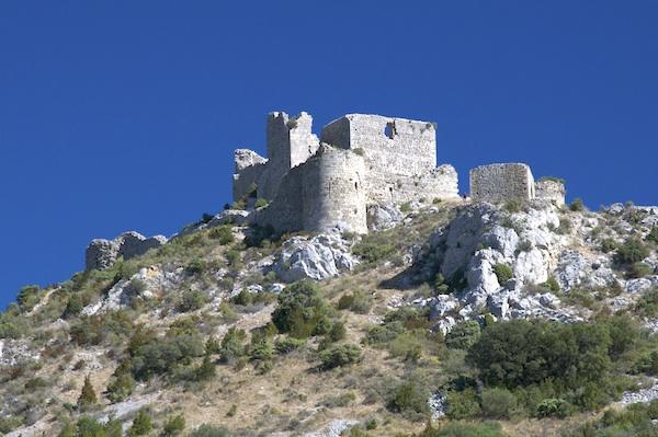 Aguilar chateau