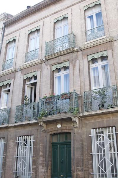 Toulouse façade
