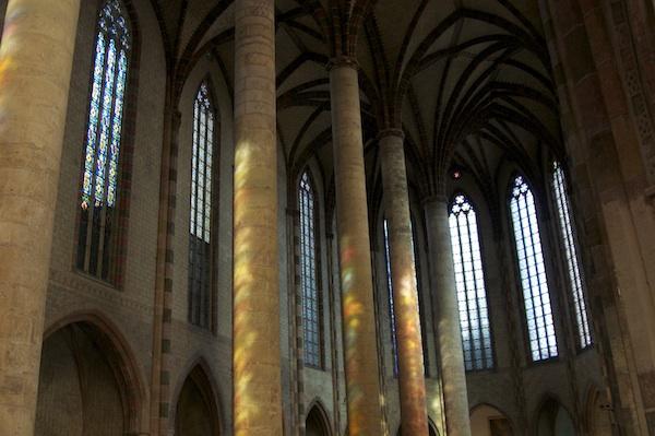 Les Jacobins, Toulouse