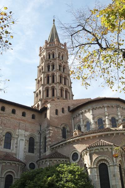 Saint-Sernin Basilica, Toulouse