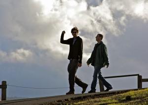 Walking, by Elliot Margolies, www.emargolies.blogspot.com