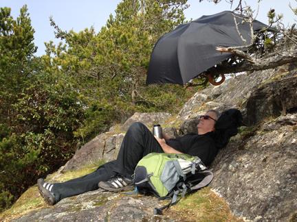 Parasol: Beechey Head.