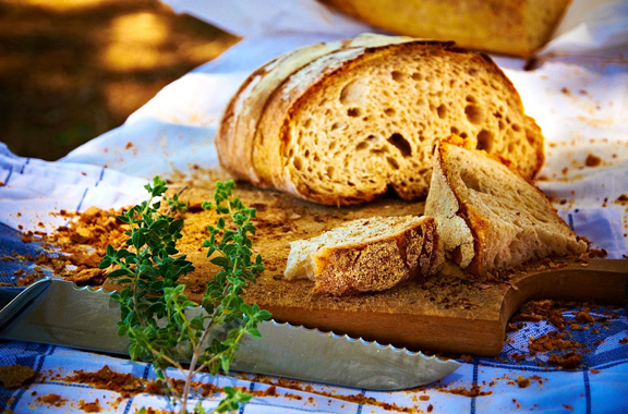 bread and thyme. Photo © Moyan Brenn Berkut82@hotmail.it