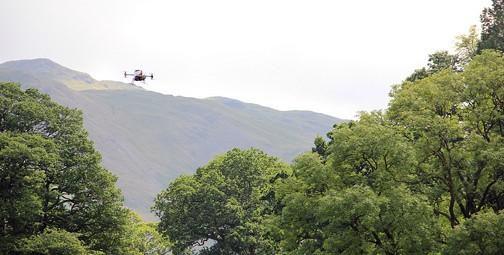Drone over Patterdale, U.K. Photo © John Mills - millstastic, flickr