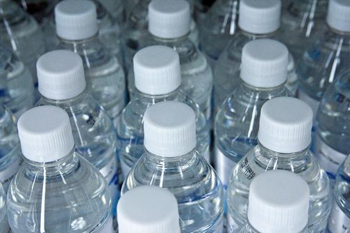 Bottled water. Photo © Steven Depolo, creative commons