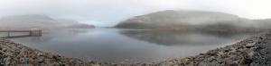 Sooke reservoir, March 5, 2014. Photo © Capital Regional District