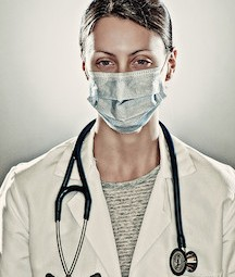 Nurse practitioner. Photo © Doug McIntosh, creative commons via Flickr