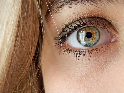 Eye. Photo © Melani Varela Fuentes, via creative commons and flickr