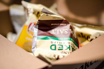Single-serving bags of chips. Photo © m01229, via flickr and Creative Commons